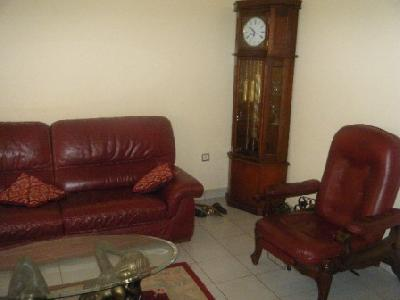Appartements 2 chambres meubl s louer nkomo haut for Meuble tv yaounde