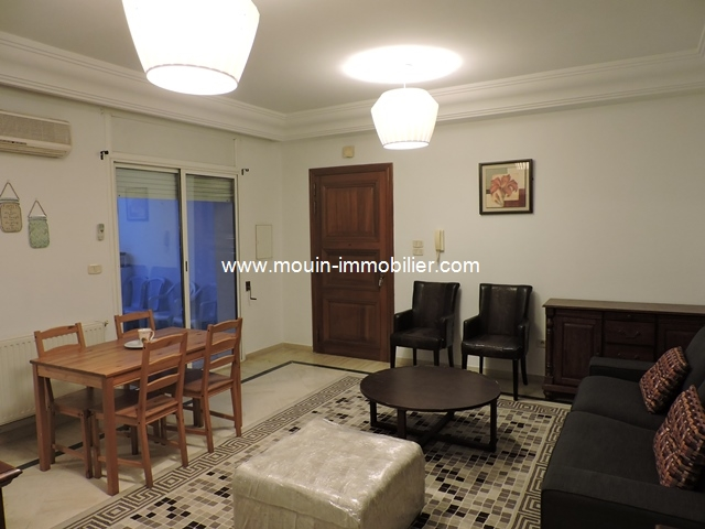 Location annuelle Appartement HAMMAMET  TUNISIE