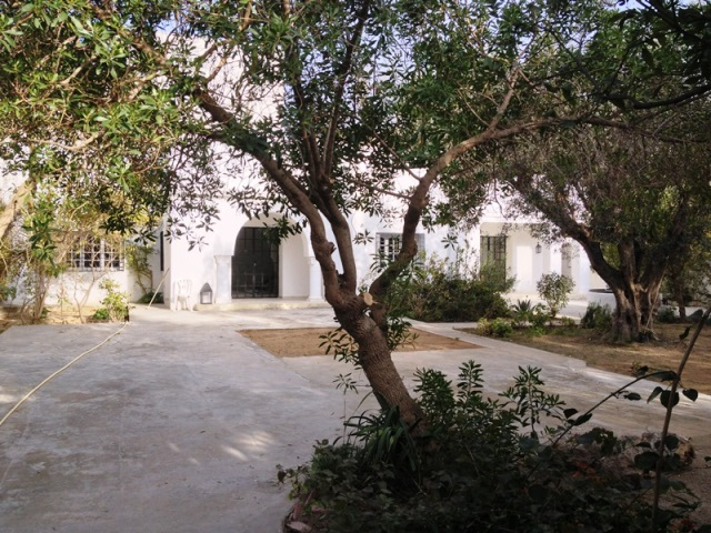 Villa rayhanna l580 hammamet location maison for Jardin 2000 tunisie