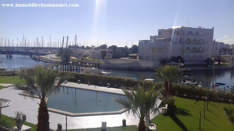 Vente Appartement HAMMAMET TUNISIE