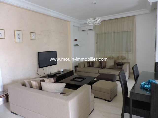 Vente Appartement HAMMAMET SUD TUNISIE